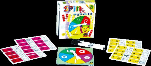 Spin Englisch